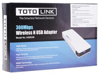 Wi-Fi  адаптер TOTOLINK N300UM
