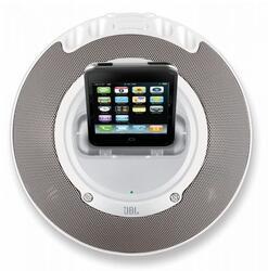 Док Станция JBL On Stage Micro II для iPhone/iPod (Белая)