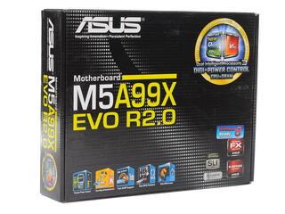 Материнская плата ASUS M5A99X EVO R2.0