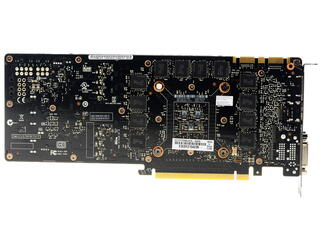 Видеокарта ASUS GeForce GTX TITAN Black [GTXTITANBLACK-6GD5]