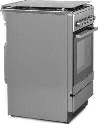 Газовая плита Electrolux EKG951301X серебристый