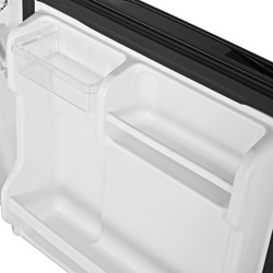 Холодильник SHIVAKI SHRF-54CHS серебристый