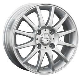 Автомобильный диск Литой LegeArtis GM17 6x15 4/114,3 ET 44 DIA 56,6 Sil