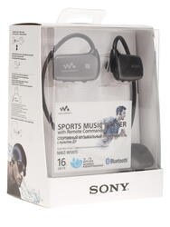 MP3 плеер Sony NWZ-WS615 серый