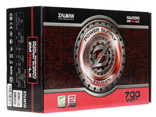 Блок питания Zalman LX 700W  [ZM700-LX]