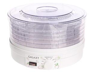 Сушилка для овощей и фруктов Galaxy GL 2633 белый