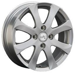 Автомобильный диск Литой LegeArtis FD25 6x15 4/108 ET 52,5 DIA 63,3 Sil