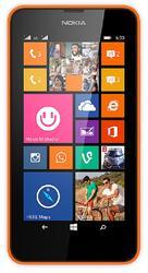 "4.5"" Смартфон Nokia Lumia 635 8 Гб оранжевый"
