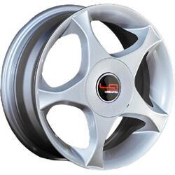 Автомобильный диск Литой LegeArtis RN5 5,5x14 4/100 ET 43 DIA 60,1 Sil
