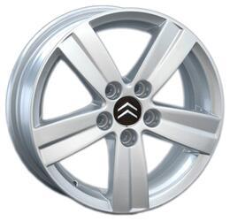Автомобильный диск литой Replay CI30 6,5x16 5/130 ET 68 DIA 78,1 Sil