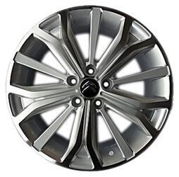 Автомобильный диск литой Replay CI33 7x17 5/108 ET 32 DIA 65,1 SF