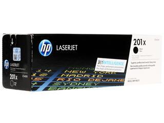 Картридж лазерный HP 201X (CF400X)