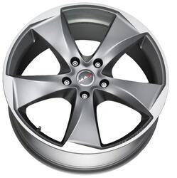 Автомобильный диск литой MAK Raptor5 9,5x19 5/120 ET 50 DIA 65,1 Graphite Mirror Face