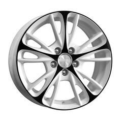 Автомобильный диск литой K&K Мулен Руж 6,5x16 5/108 ET 45 DIA 67,1 Венге