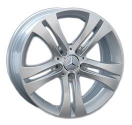 Автомобильный диск Литой Replay MR95 7,5x17 5/112 ET 47 DIA 66,6 Sil