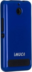 Накладка + защитная пленка   для смартфона Sony Xperia E1, Sony Xperia E1 Dual