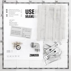 Газовая варочная поверхность Zanussi ZGG66414BA