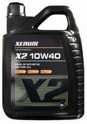 Моторное масло Xenum X2 10w40 1075005, содержит эстеры