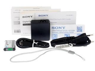 Компактная камера Sony Cyber-shot WX350 розовый