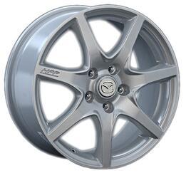 Автомобильный диск литой Replay MZ76 7,5x17 5/114,3 ET 50 DIA 67,1 Sil
