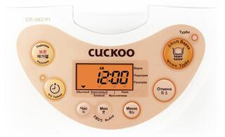 Мультиварка Cuckoo CR-0821FI белый