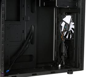 Корпус Fractal Design Core 3300 черный w/o PSU ATX SECC 2*120mm fan 2*USB2.0 2*USB3.0 audio screwless bott PSU