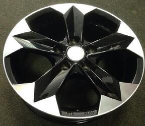 Автомобильный диск литой Скад Гранит 6x15 4/114,3 ET 43 DIA 67,1 Алмаз
