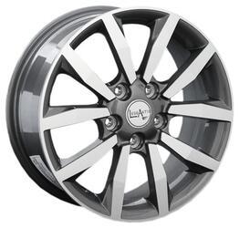Автомобильный диск Литой LegeArtis H28 6,5x16 5/114,3 ET 45 DIA 64,1 GMF