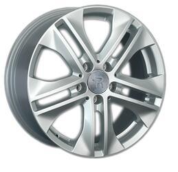 Автомобильный диск литой Replay MR126 7,5x17 5/112 ET 52,5 DIA 66,6 Sil