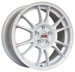 Автомобильный диск Литой Alcasta M20 6x15 4/114,3 ET 40 DIA 66,1 White