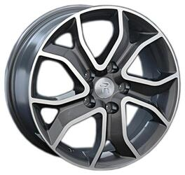 Автомобильный диск литой Replay MI80 6,5x16 5/114,3 ET 38 DIA 67,1 GMF