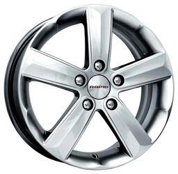Автомобильный диск Литой K&K Килиманджаро-5 6x15 5/100 ET 38 DIA 57,1 Сильвер