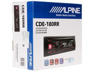 Автопроигрыватель Alpine CDE-180RR