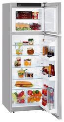 Холодильник с морозильником Liebherr CTsl 2841-20 001 серебристый