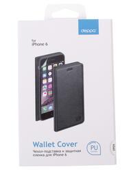 Чехол-книжка  Deppa для смартфона Apple iPhone 6/6S