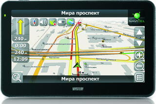 GPS навигатор MYSTERY MNS-590MP