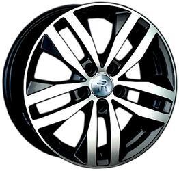 Автомобильный диск литой LegeArtis SK65 6,5x16 5/112 ET 50 DIA 57,1 BKF