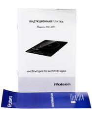 Плитка электрическая Rolsen RIO-2011 черный