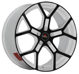 Автомобильный диск Литой Yokatta MODEL-19 6,5x16 5/114,3 ET 45 DIA 60,1 W+B