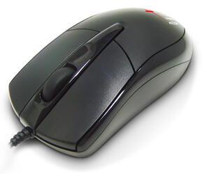 Мышь проводная Oklick 125M