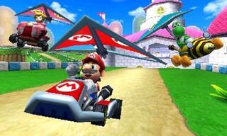 """Игра для 3DS """"Mario Kart 7"""""""