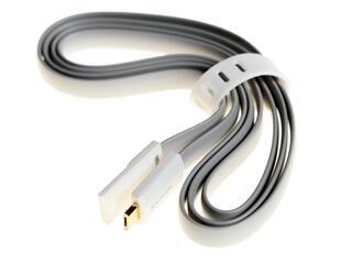 Кабель Solomon micro USB - USB серый