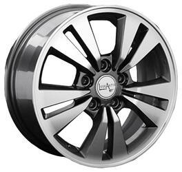 Автомобильный диск Литой LegeArtis H25 6,5x16 5/114,3 ET 45 DIA 64,1 GMF