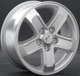 Автомобильный диск литой Replay RN69 6,5x16 5/114,3 ET 50 DIA 66,1 Sil