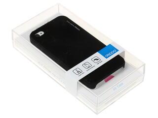 Накладка + защитная пленка  для смартфона Apple iPhone 4/4S