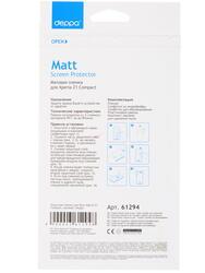"4.3""  Пленка защитная для смартфона Sony Xperia Z1 Compact"