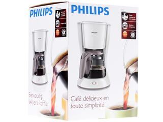 Кофеварка Philips HD 7447/00 бежевый