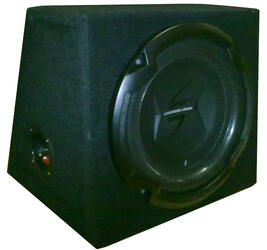 Автосабвуфер пассивный Lightning Audio L2-D212 in box