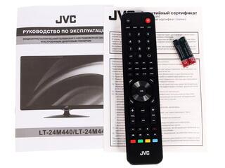 "24"" (60 см)  LED-телевизор JVC LT-24M440 черный"