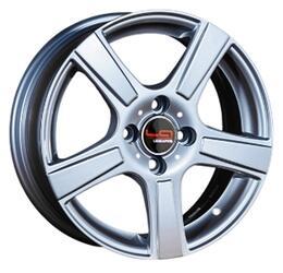 Автомобильный диск Литой LegeArtis RN56 6x15 4/100 ET 50 DIA 60,1 Sil